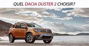 Dacia Duster Motorisation : quel dacia duster 2 choisir ~ Medecine-chirurgie-esthetiques.com Avis de Voitures