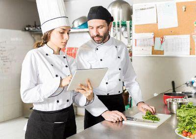 chef training managing  recipes   yield