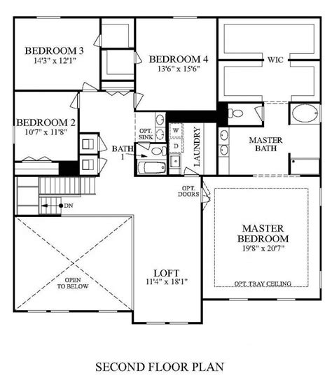 Maronda Homes Hton Floor Plan by Maronda Homes Floor Plans Home Decor Model