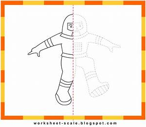 Astronaut Printable Worksheet (page 2) - Pics about space