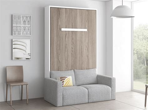cama abatible  sofa gris muebles raqueles