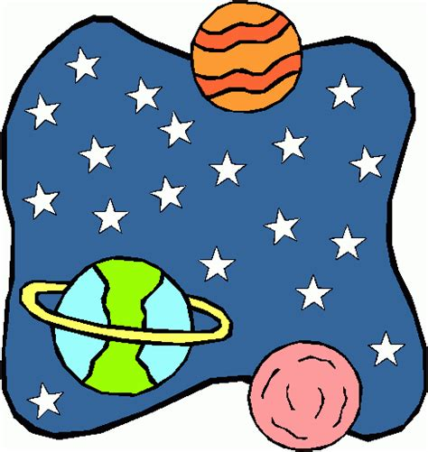 Planets Clipart Planets Clipart