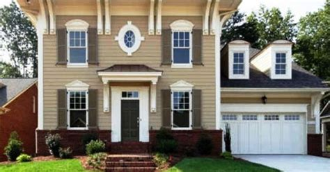 Exterior Paint Ideas With Shutters