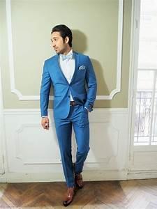 Costume Pour Homme Mariage : 17 best ideas about costume homme bleu on pinterest costume bleu pour homme costard bleu and ~ Melissatoandfro.com Idées de Décoration