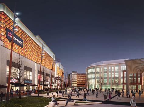 Vinci bags £69m Warrington Time Square scheme ...