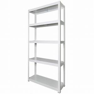 White office shelving units for Office shelving units