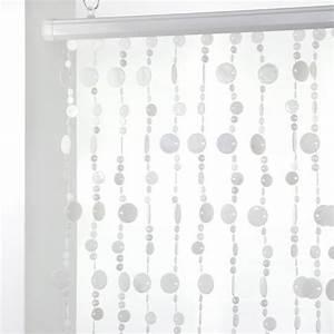 Rideau De Porte Fantaisie : rideaux rideau et voilage eminza ~ Premium-room.com Idées de Décoration
