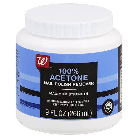 Studio 35 Beauty 100% Acetone Nail Polish Remover Walgreens