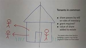 Joint Tenants And Tenants In Common