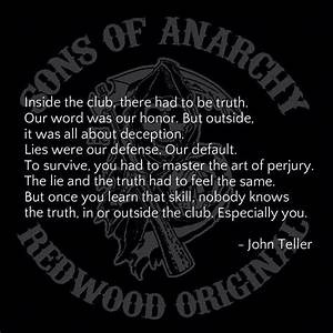 1 Son Of Anarchy Quotes. QuotesGram