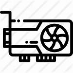 Vga Icon Card Premium Flaticon Icons Getdrawings