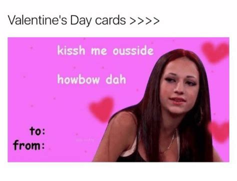 Valentines Day Meme Cards 25 Best Memes About Valentines Day Cards Valentines Day