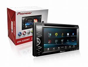 Pioneer Touch Screen Car Stereo With Bluetooth