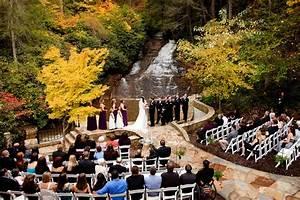 Inspirations Outdoor Wedding Venues Ga And Waterfall