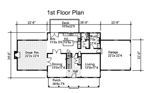 center colonial floor plans two colonial harcourt 330 home plans for sale