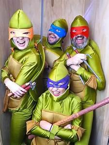 Teenage, Mutant, Ninja, Turtles, Adult, Costume