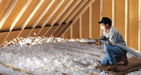 reasons  insulate  attic ecological insulation