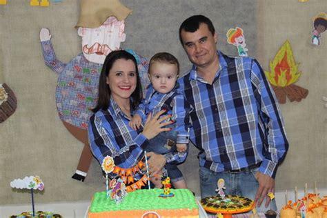 Camisa Xadrez Fazendinha Pai Mãe e Filho no Elo7 Joões