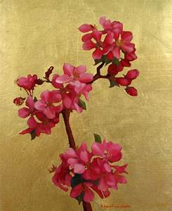 Bridget Bossart van Otterloo   Oil Paintings   Cherry ...