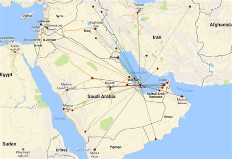 doha airport  recovery path  ongoing operational