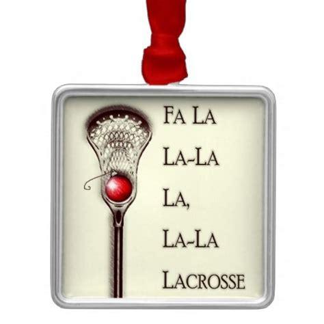 lacrosse holidays metal ornament trees christmas trees