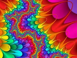 Abstracte achtergrond veel kleuren