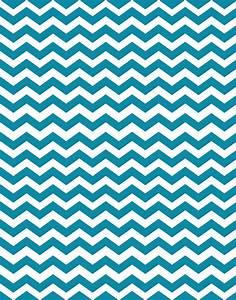 Turquoise Chevron Desktop Wallpaper