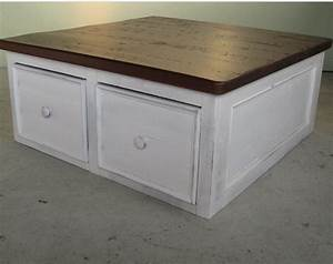 square coffee table with large drawers lake and mountain With large square coffee table with drawers