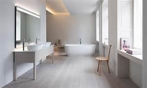 les meubles luv de duravit induscabel salle de bains With salle de bain design avec vasque semi encastrable duravit