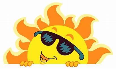 Sun Fun Clipart Summer Transparent Background Equipment