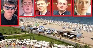 Brit teens on first lads' holiday forced to flee after ...