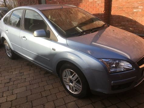 Reduced 2007 1.6 Ltr Ford Focus Ghia Low Mileage In