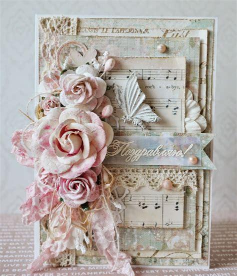 shabby chic crafts сундучок вдохновения лучшие работы первого этапа сп quot женские штучки quot 2 сезон cards floral