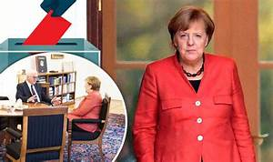 Merkel coalition fails: Germany election could be held at ...