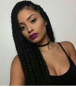 Box braids @GottaLoveDesss | Braids|Locs|Twist | Pinterest ...