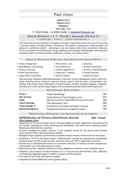 cv templates directgov calaizka