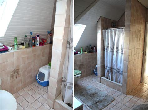 Badezimmer Fliesen Pimpen by Badezimmer Selbst Renovieren Vorher Nachher Design Dots