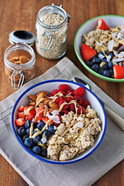 breakfast bowl vegan gluten free contentedness cooking
