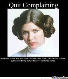 Quit Your Complaining Meme