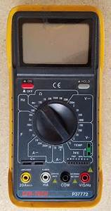 Multimeter Uses And Functions
