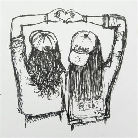 1001 id 233 es de dessin pour sa meilleure amie qu va