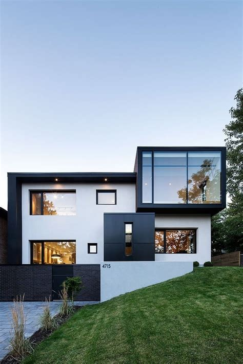 modern contemporary house architectural tour modern minimalist house home decor