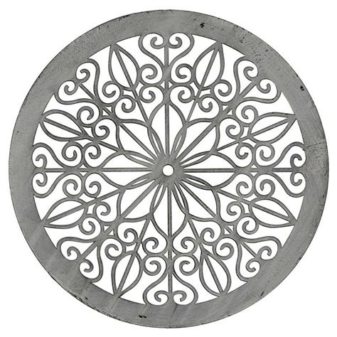 metal circle wall decor best 20 of metal wall 7450