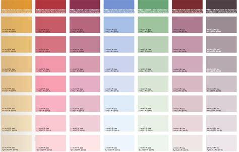nuancier couleur de tollens nuancier peinture