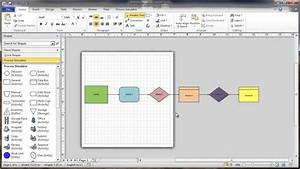 How To Change The Size Of A Visio Drawing Page  Background