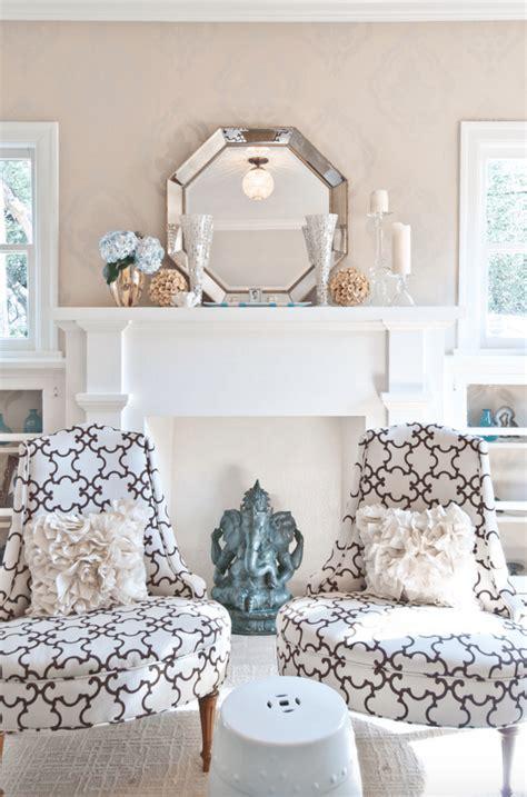 des rideaux de cuisine manteau cheminée 28 idées de décoration ideeco