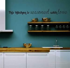 deco murale originale pour toute la maison With deco originale pour cuisine