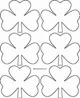 Shamrock Template Templates Printable Print Crafts Patrick St March Shamrocks Coloring Enchantedlearning Stencil Printables Right Downloads Save Patricks Pages Irish sketch template