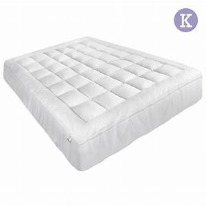 prime pillow top mattress topper memory resistant With best king size pillow top mattress pad