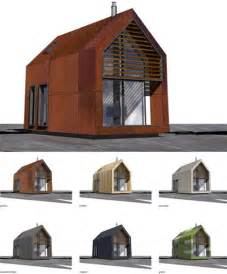 Small Green Home Designs Photo by Green Prefab Shed Homes Small Space Living By Design